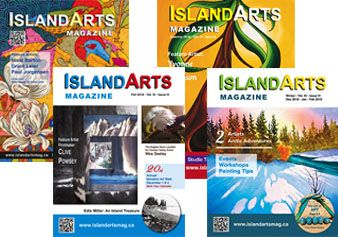 Island Arts Magazine Subscription