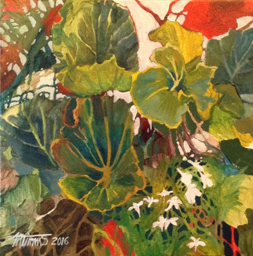 Add Fire to Your Still Life - Marilyn Timms
